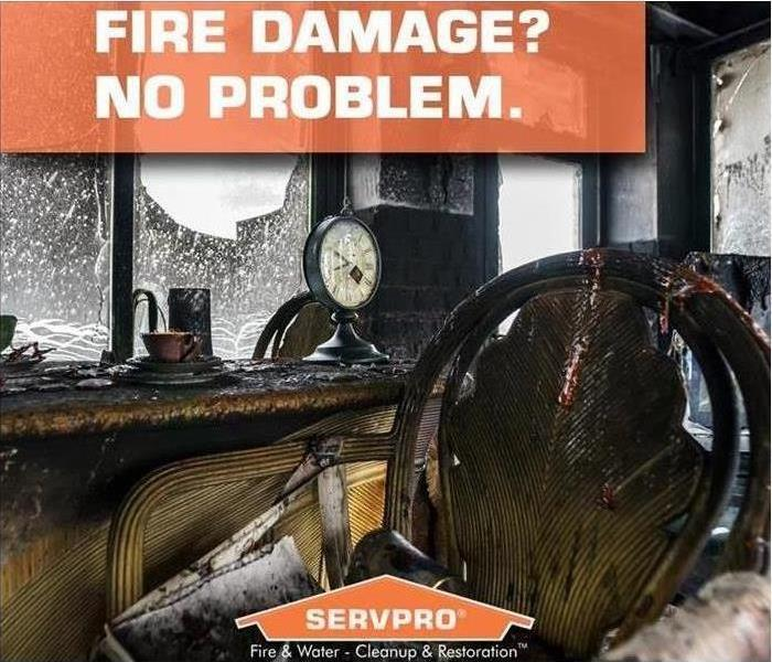 SERVPRO Fire Damage Services