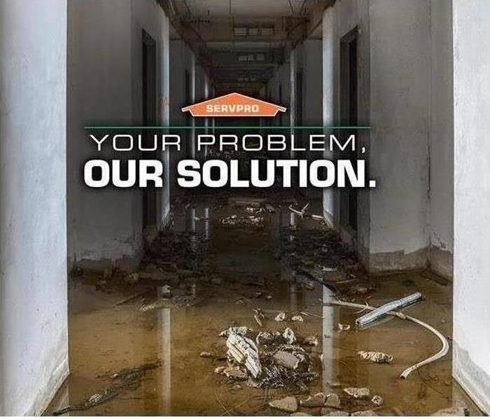 SERVPRO Water Damage Protection