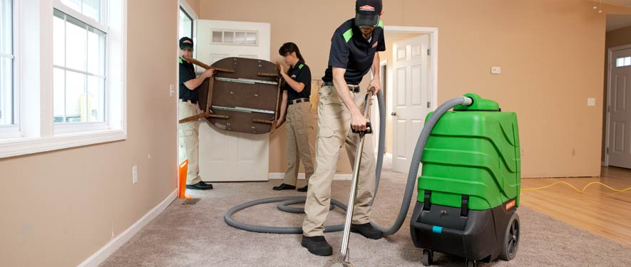 West Springfield, VA residential restoration cleaning
